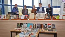 Día del Llibre en Valencià. Acte Biblioteca